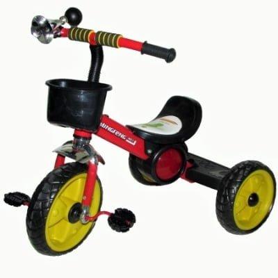 Tricicleta copii cu Goarna