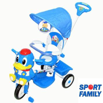 Tricicleta Copii Ratusca