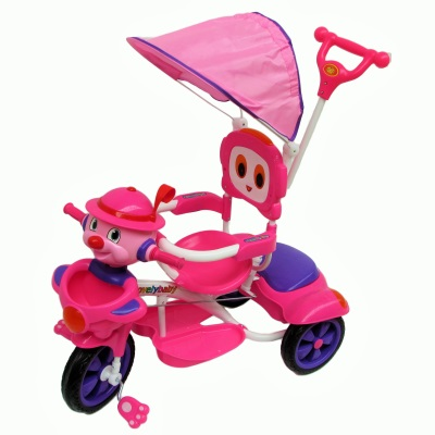 Tricicleta Copii Pinochio