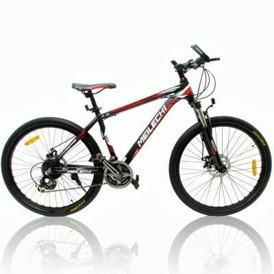 bicicleta aluminiu