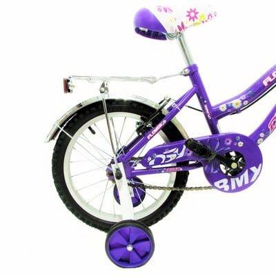 JUNIOR, Bicicleta copii cu pedale