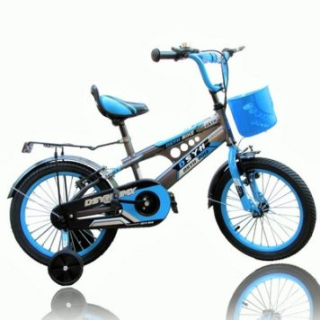 Bicicleta Copii S-Bike intre 4 si 8 ani