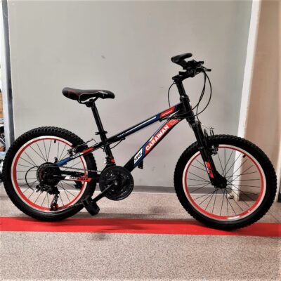 Bicicleta Caraiman 6-12 ani