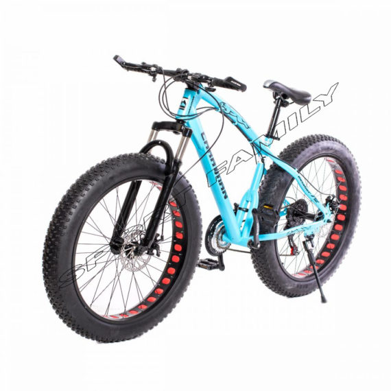 Bicicleta Fat Bike